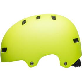 Bell Span Helmet Barn matte bright green